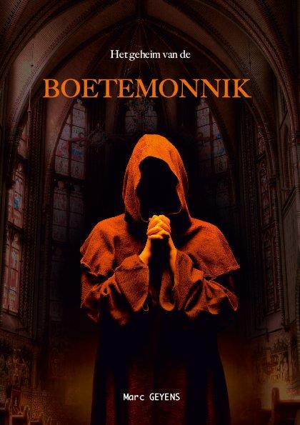 het geheim van de boetemonnik cover